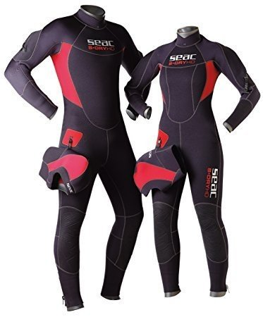 S-Dry HD Semi-dry Suit