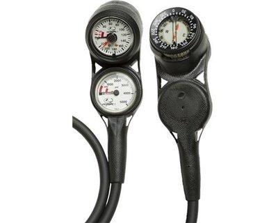 Console 3 Scuba Pressure Gauge