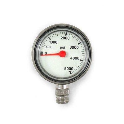 SPG - Thin Scuba Pressure Gauge