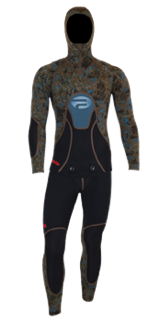 Elude 2 pc Wetsuit - Freediving