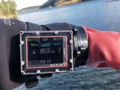 Ratio iX3M Pro Easy Dive Computer