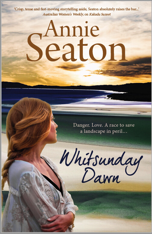 Whitsunday Dawn: Signed Print Copy