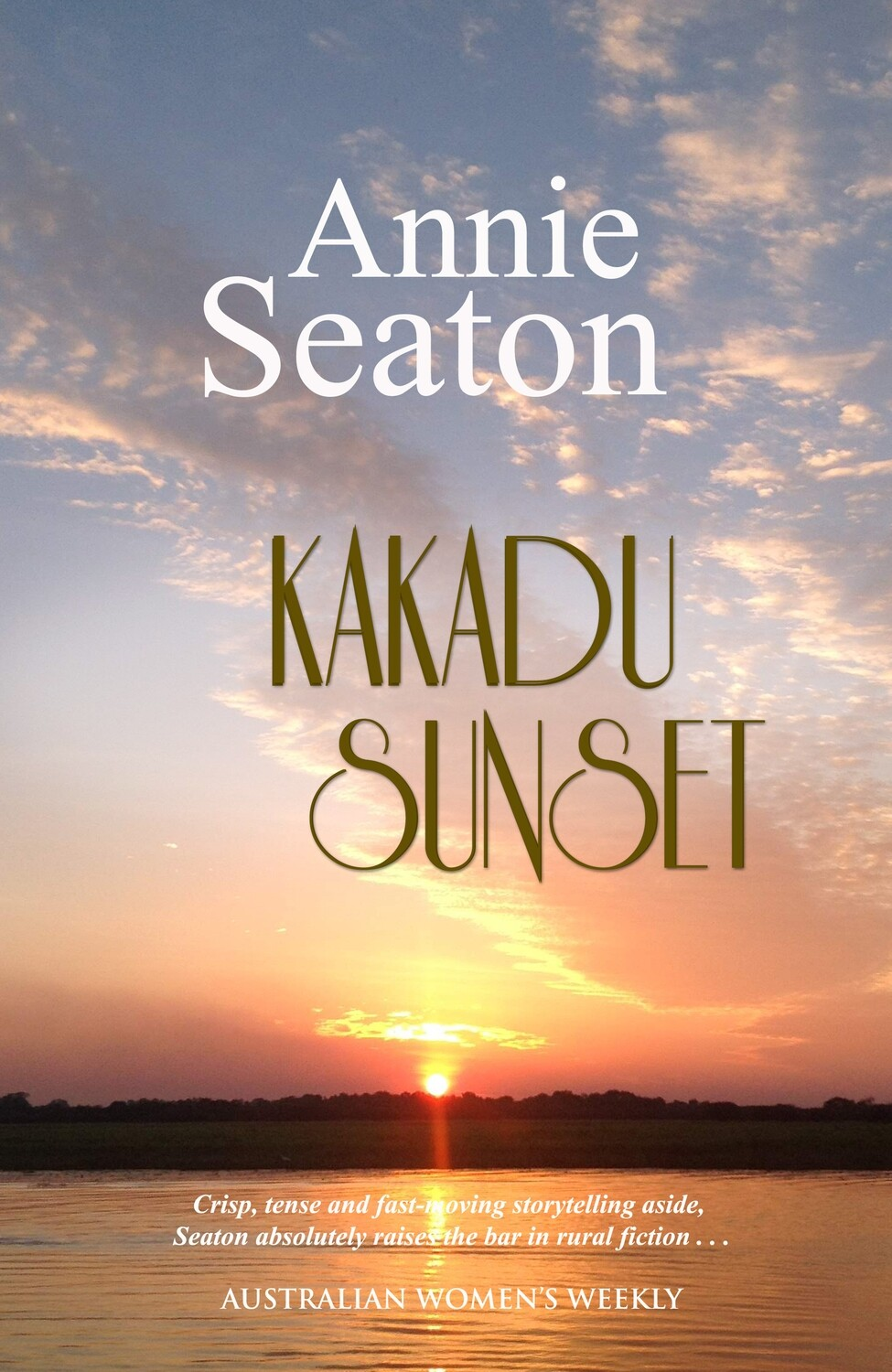 Kakadu Sunset - Signed print copy (including postage)