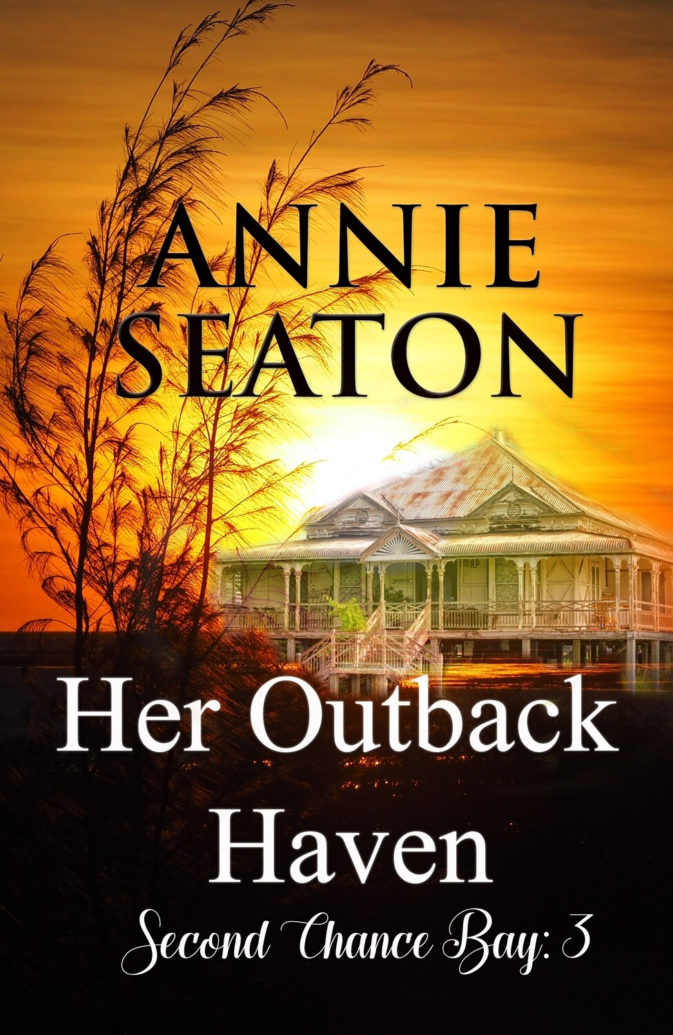Her Outback Haven-Print