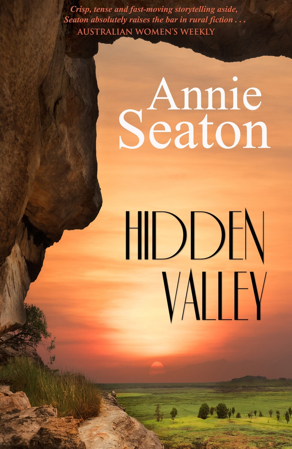 Hidden Valley - (Porter Sisters 4 )  Available now!