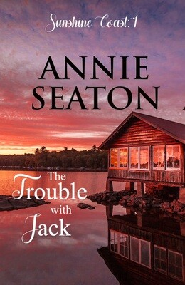 THE TROUBLE WITH JACK-LARGE PRINT