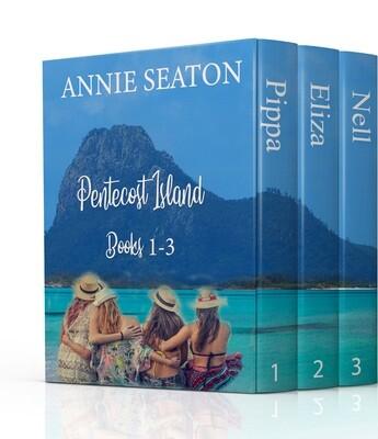 Pentecost Island Volume 1 (Books 1-3)