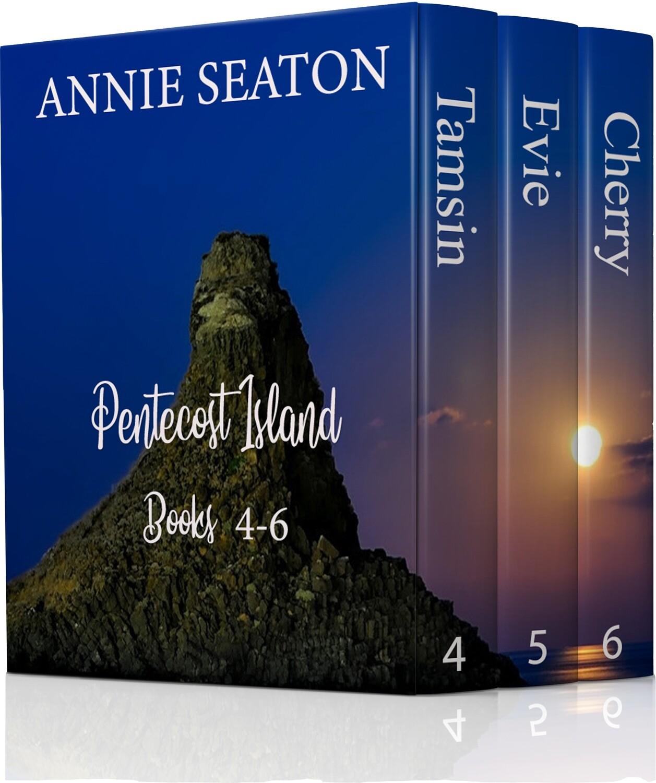 Pentecost Island Volume 2 -Books 4-6