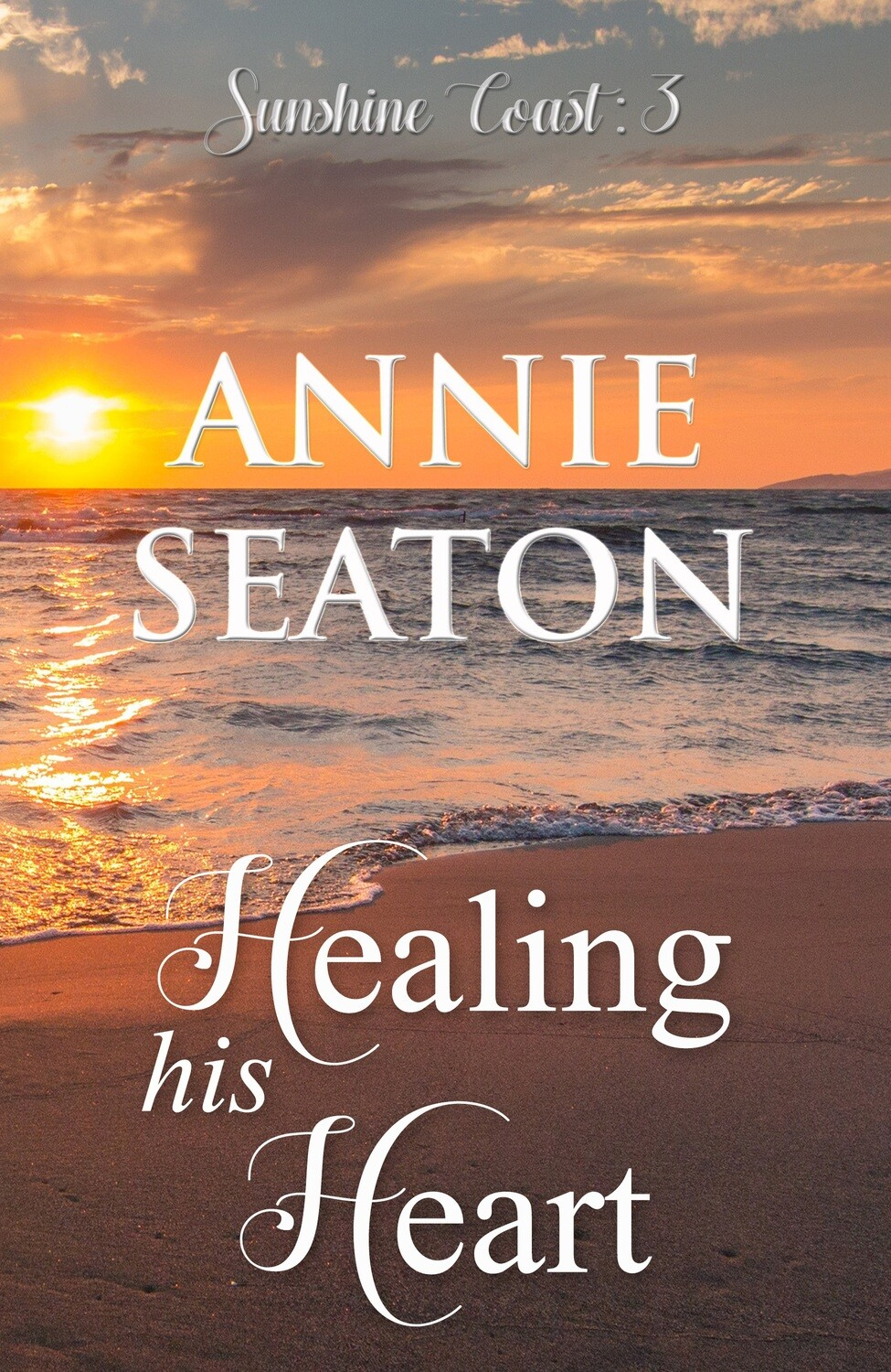 Healing His Heart - PREORDER (JUNE)