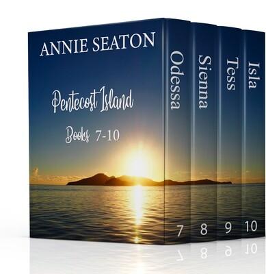 Pentecost Island Volume 3 - Books 7-10  PREORDER July 2021