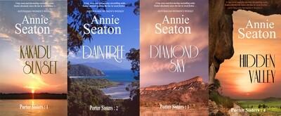 Porter Sisters Series  Books 1-4 BULK DEAL