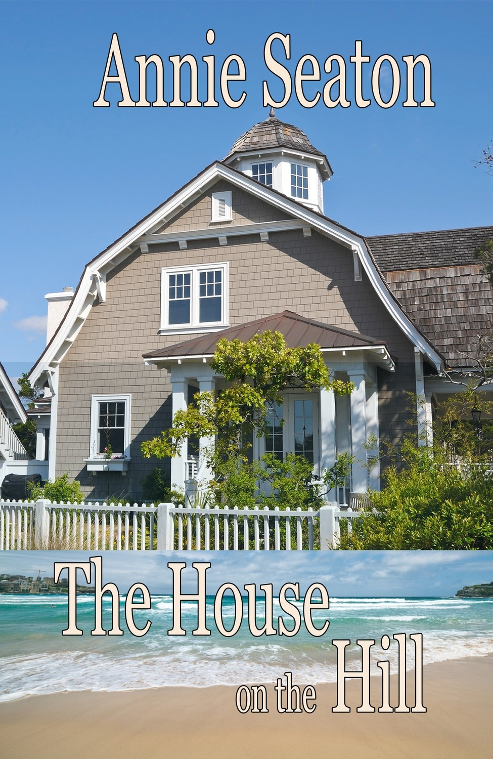 The House on the Hill - (4  books in one)-Print