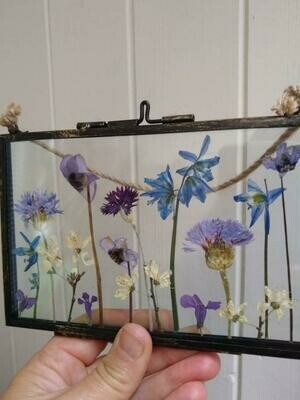 Spring Flower Frame 6 x 4 inches
