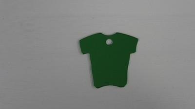 Médaille tee shirt vert