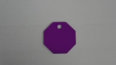 Médaille violette