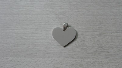 Médaille coeur