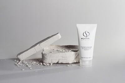 Organicspa hand cream 86% Certified Organic/100% Naturally Derived size 75g