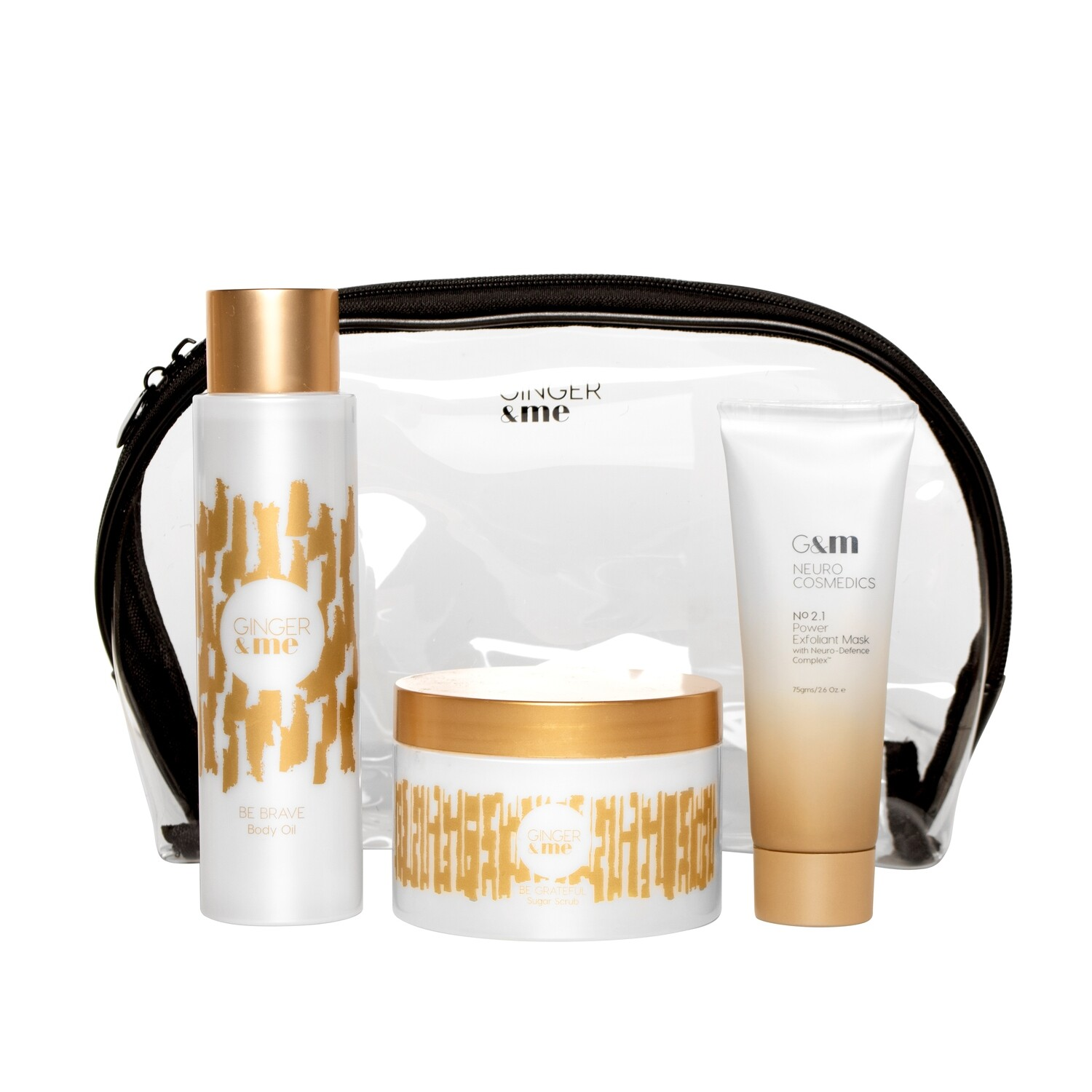 GINGER&ME Spa@Home Luxe Collection