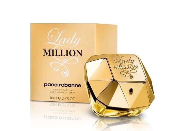 Nước Hoa Paco Lady Million Edp 30ml