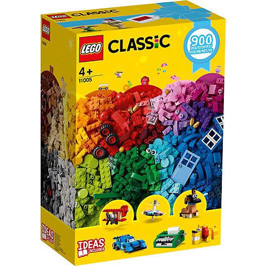 Đồ Chơi Trẻ Em-  LEGO Classic 11005 - 900 mảnh (từ 4 Tuổi)