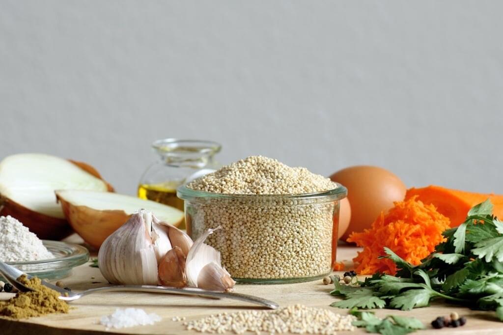 Giới thiệu  Hạt Quinoa - Mẹ của các Loại Hạt