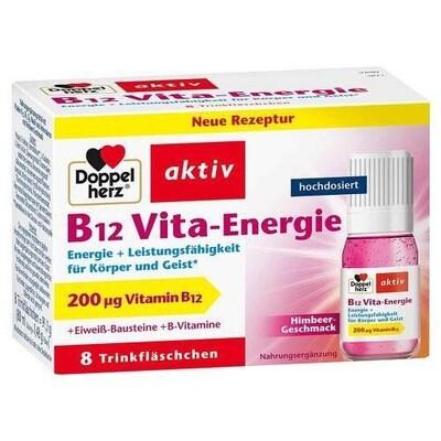 Vitamin b12 dạng Nước - Ống 10ml của Doppelherz