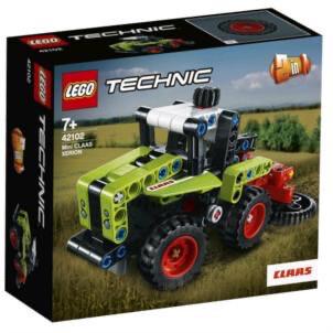 LEGO® TECHNIC® Mini CLAAS XERION 42102 7+