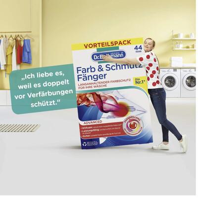 Giấy giúp giữ màu Quần Áo khi Giặt máy -44 Tờ
