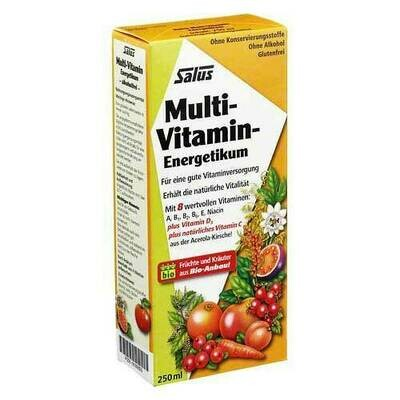 Vitamin tổng hợp Salus cho trẻ em và người lớn