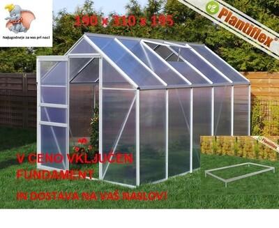Plantiflex® Rastlinjak 190 x 310 cm