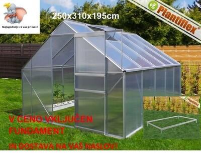 Rastlinjak - Plantiflex® 250x310 cm