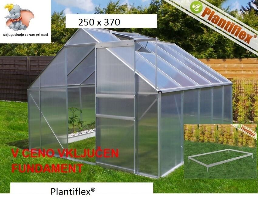 Rastlinjak - Plantiflex® 250x370 cm
