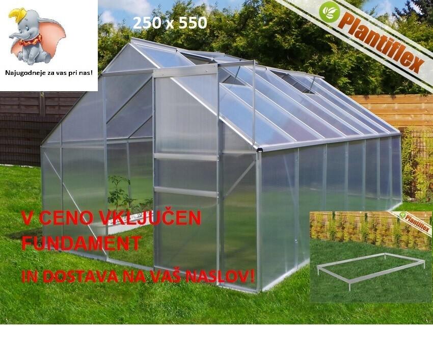 Rastlinjak - Plantiflex® 250x550 cm