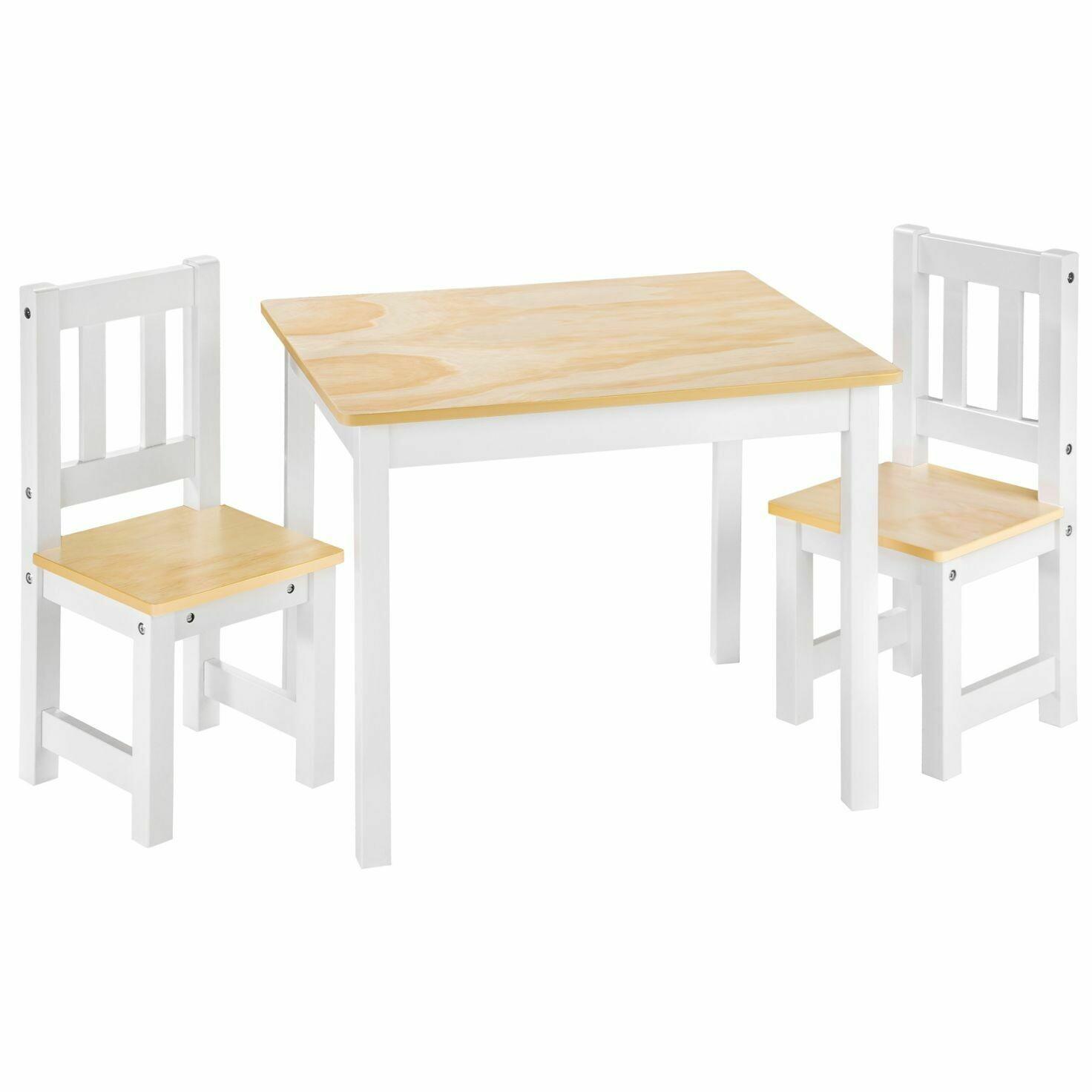 Alice - otroška mizica in dva stola