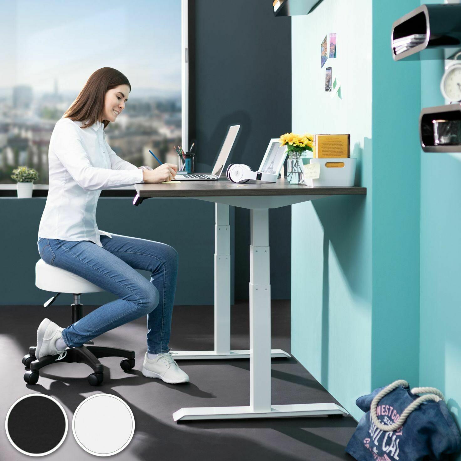 Okvir pisalne mize z električno nastavljivim pomnilnikom nastavljivosti višine