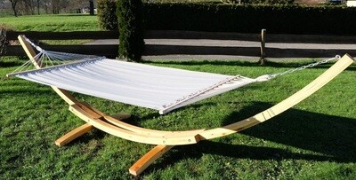 XXL NATUR– VISEČA MREŽA – 410 cm ZA 2 OSEBI