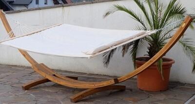 PANAMA CREME– VISEČA MREŽA – 415 cm ZA 2 OSEBI