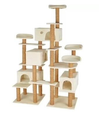 Mačje drevo - praskalnik Charly 214 cm