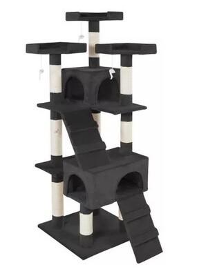 Mačje drevo - praskalnik Barney 170 cm