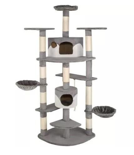 Mačje drevo – praskalnik Duki 204 cm