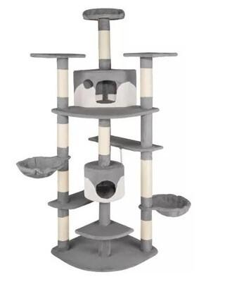 Mačje drevo – praskalnik  Fippi 201 cm