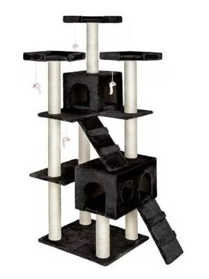 Mačje drevo- praskalnik Knuti 186 cm