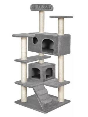 Mačje drevo - praskalnik Micki 131cm