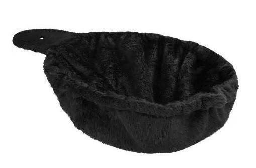 Počivalnik za mačke 36 cm – bež ali črn