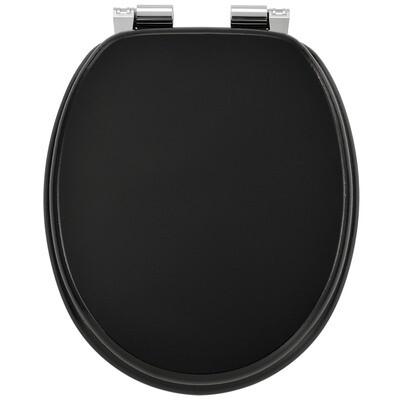 MODEL ČRNA - POKROV za WC školjko iz MDF s samodejnim spuščanjem