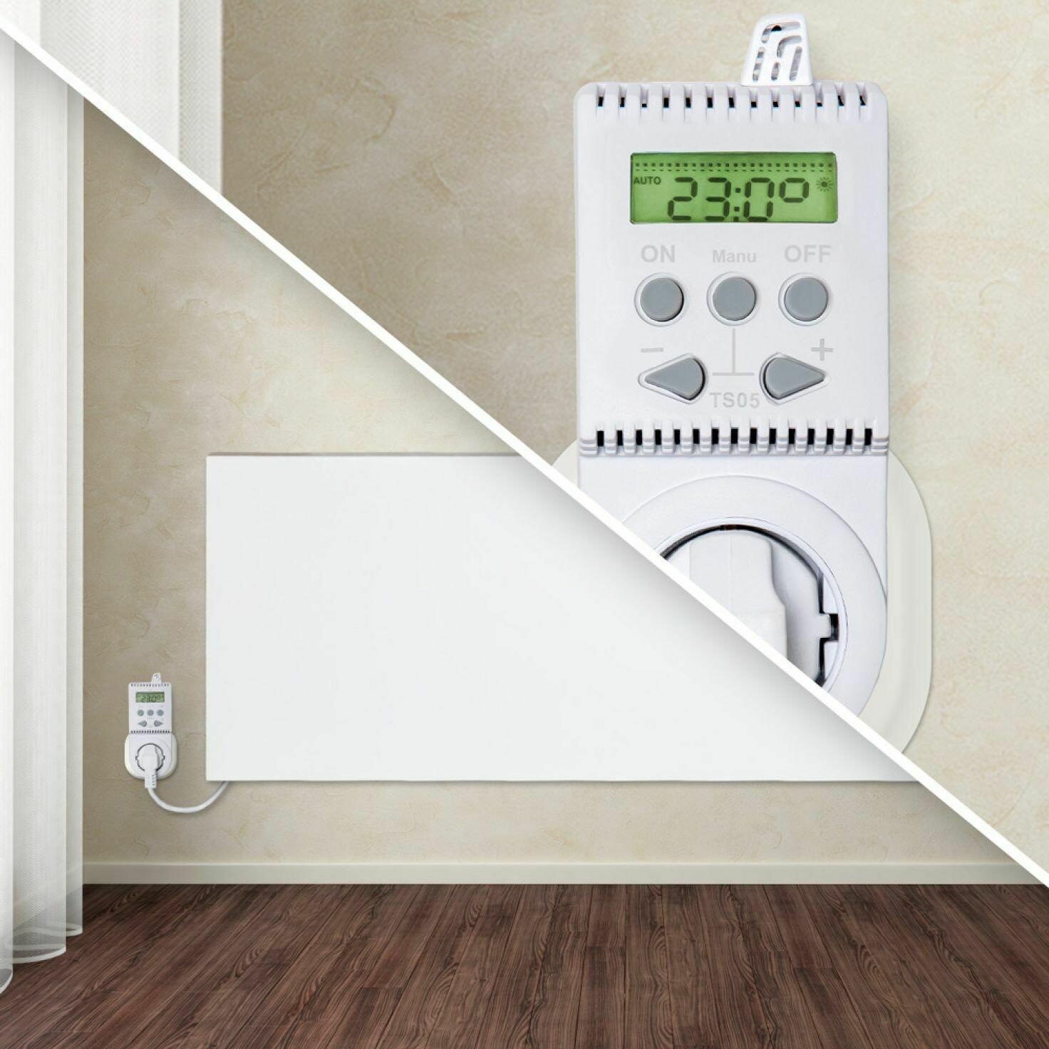 Termostat za vtičnico TS05