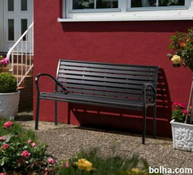 Elegantna vrtna klop - 3 sedežna – Pino