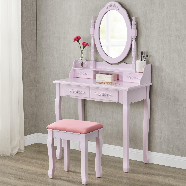 Toaletna mizica« Mira – Roza«