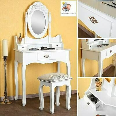 Toaletna mizica št.5