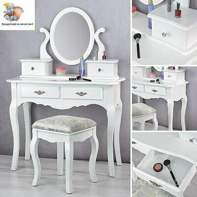 Toaletna mizica št.8